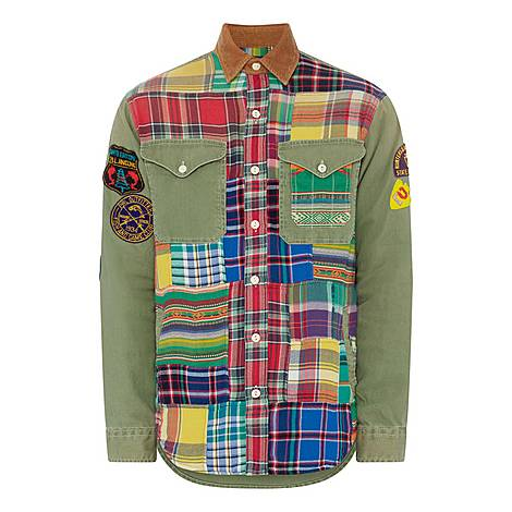 Patch Work Shirt, ${color}