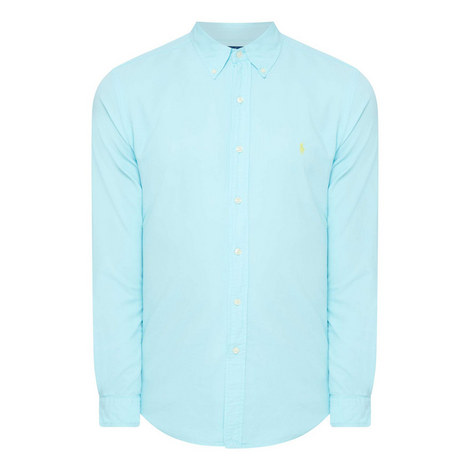 Oxford Slim Shirt, ${color}