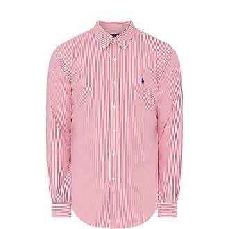 Stripe Poplin Shirt