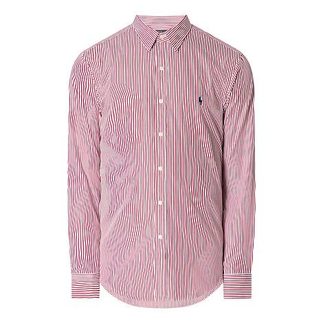 Stripe Slim Shirt, ${color}