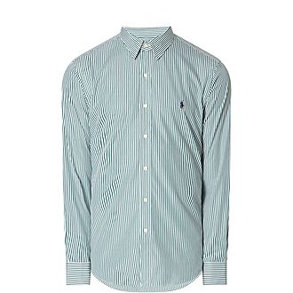 Stripe Slim Shirt