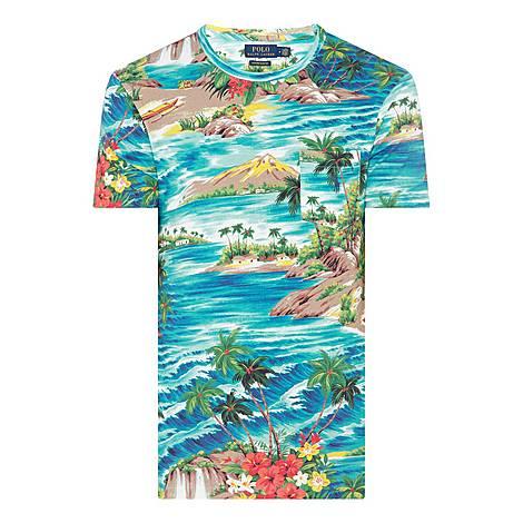 Hawaiian T-Shirt, ${color}