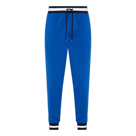 Double Knit Graphic Sweatpants, ${color}