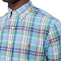 Custom Check Shirt, ${color}