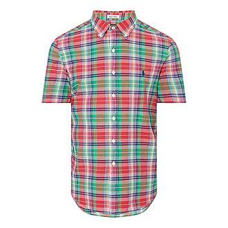 Custom Check Shirt
