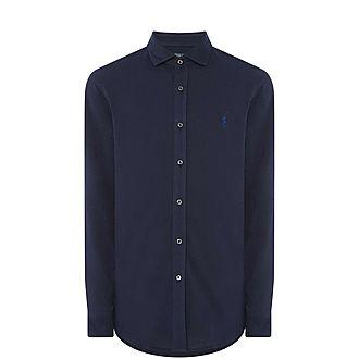 Oxford Knit Custom Shirt