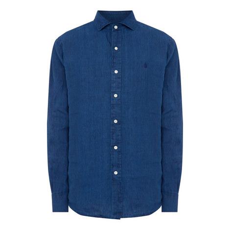 Linen Custom Shirt, ${color}