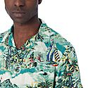 Hawaiian Print Shirt, ${color}