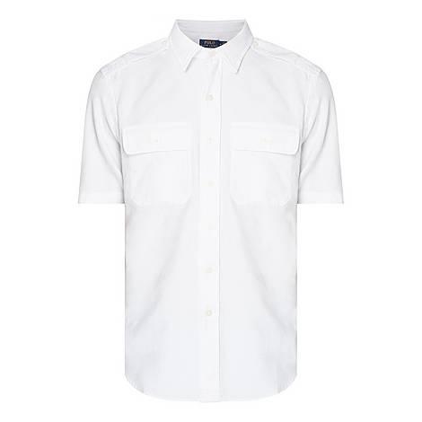 Military Short Sleeve Shirt, ${color}