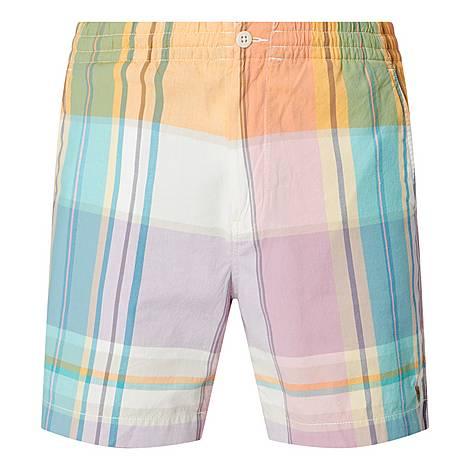 Madras Plaid Shorts, ${color}