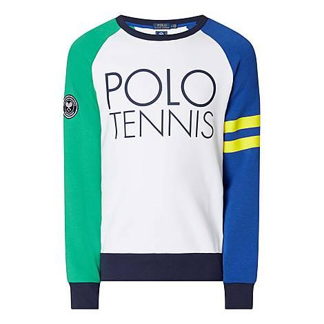 Tech Wimbledon Sweatshirt, ${color}