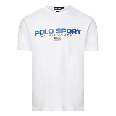 Sport Crew Neck T-Shirt, ${color}