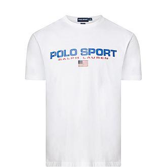 Sport Crew Neck T-Shirt