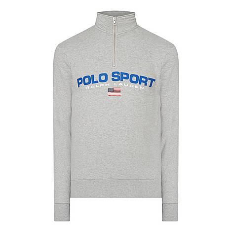 1992 Half Zip Sweatshirt, ${color}