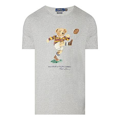 Rugby Bear T-Shirt, ${color}
