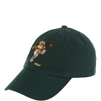 Rugby Bear Sports Cap