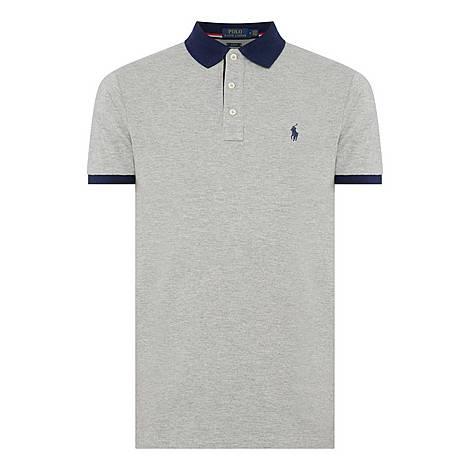 Custom Mc Polo Shirt, ${color}