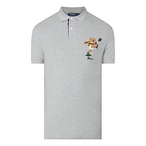 Rugby Teddy Polo Shirt, ${color}