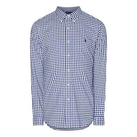 Oxford Check Custom Shirt, ${color}