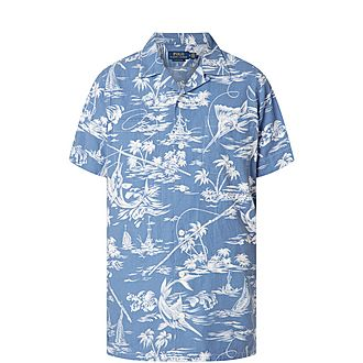 ad7cb4402 New in POLO RALPH LAUREN Palm Tree Shirt €119.00