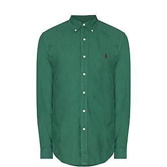 Dye Custom Fit Shirt