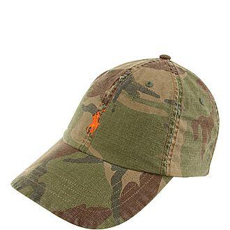 Camouflage Baseball Cap