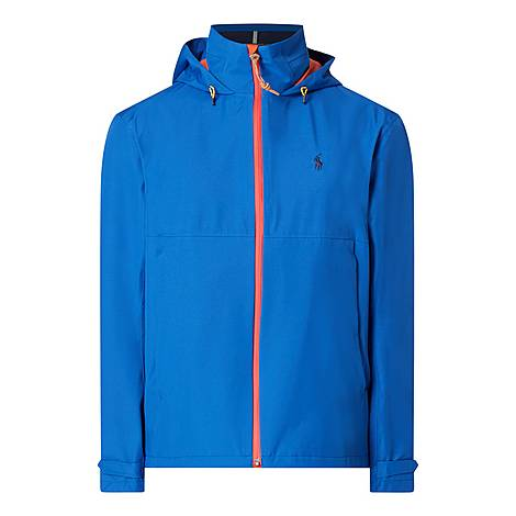 Repel Waterproof Hooded Jacket, ${color}