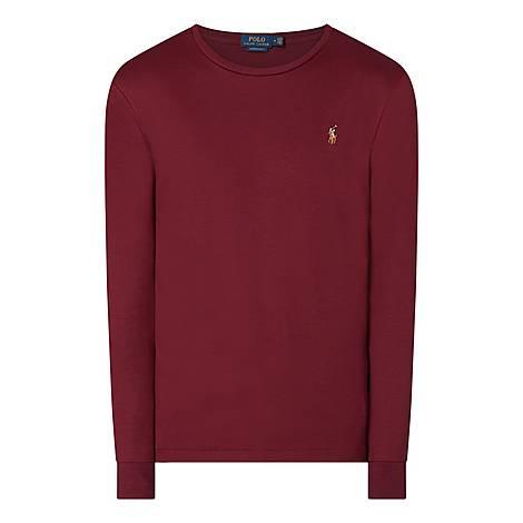 Pima Crew Neck T-Shirt, ${color}