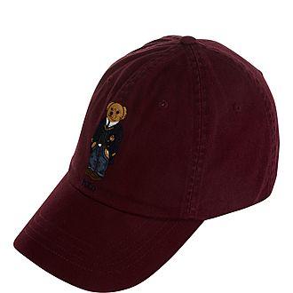 Polo Bear Cotton Cap