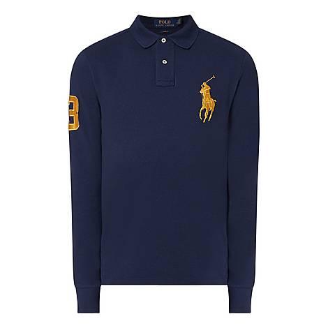 Big Pony Polo Shirt, ${color}