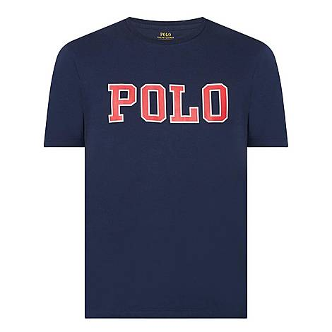 Polo Logo T-Shirt, ${color}