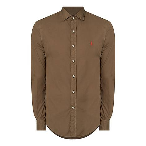 Preston Long Sleeve Shirt, ${color}