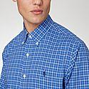 Check Regular Shirt, ${color}