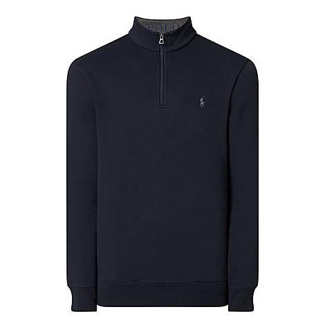 Funnel Neck Sweatshirt, ${color}