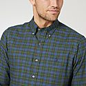 Plaid Check Shirt, ${color}