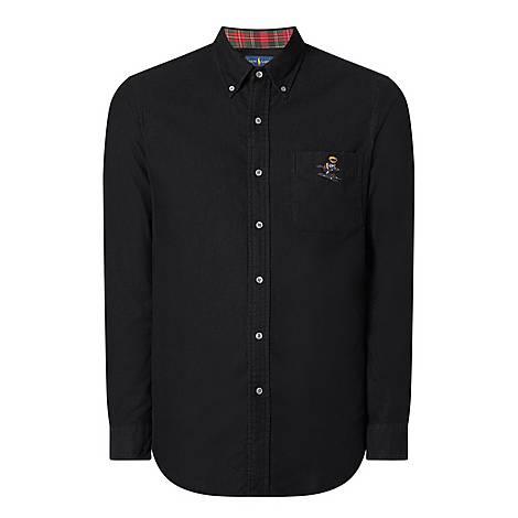 Ski Polo Bear Oxford Shirt, ${color}