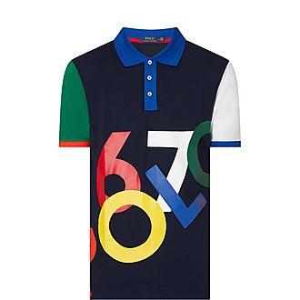 67 Graphic Polo Shirt
