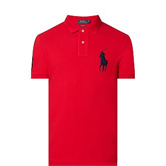 Big Polo Player Polo Shirt