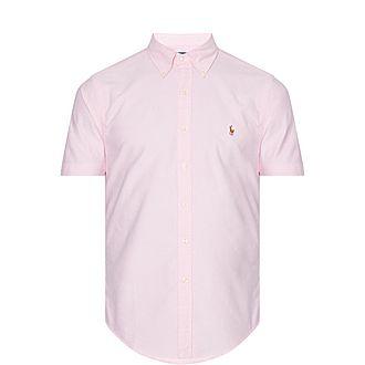 Slim Fit Short Sleeve Shirt
