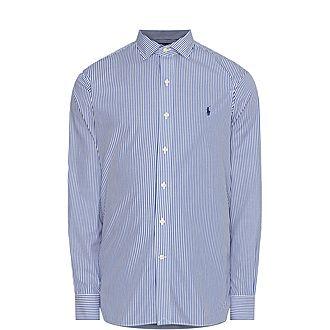 Royal Stripe Single Cuff Shirt