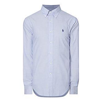 Classic Fit Cotton Oxford Shirt