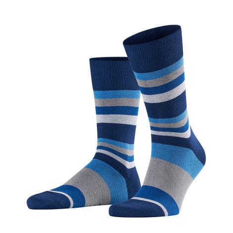Filter Stripe Socks, ${color}