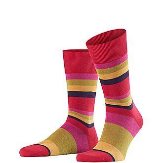 Filter Stripe Socks
