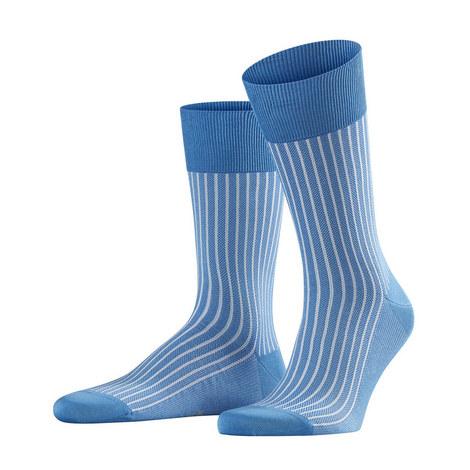 Oxford Stripe Socks, ${color}