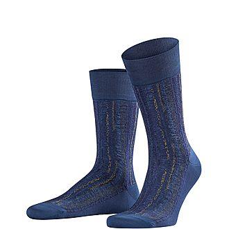 Lizard Print Socks