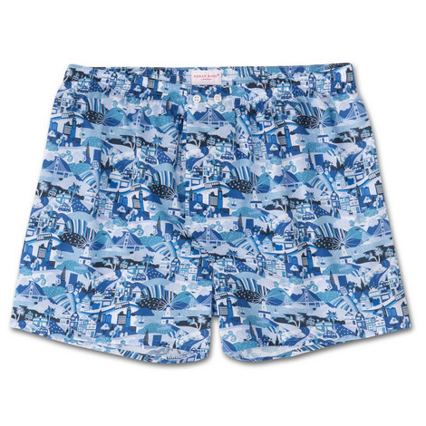 Woven Classic Boxers, ${color}