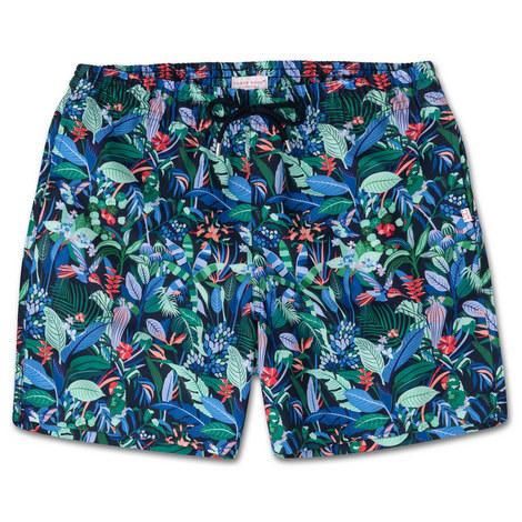 Tropical Classic Swim Shorts, ${color}