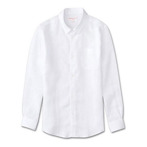 Classic Linen Shirt, ${color}