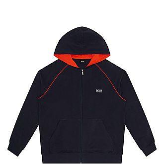 Mix & Match Hooded Jacket