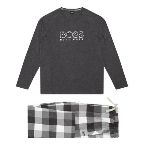 Cosy Long Loungewear Set, ${color}